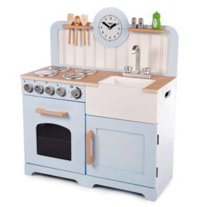 Детска дървена кухня Bigjigs - кънтри T0219 1