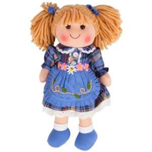Детска кукла от плат Кейти Bigjigs - 34 cm BJD016 1