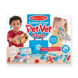 Детски ветеринарен комплект Melissa & Doug 18520 1