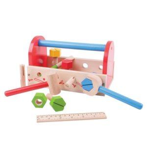 Детски инструменти в куфар Bigjigs BJ688 1