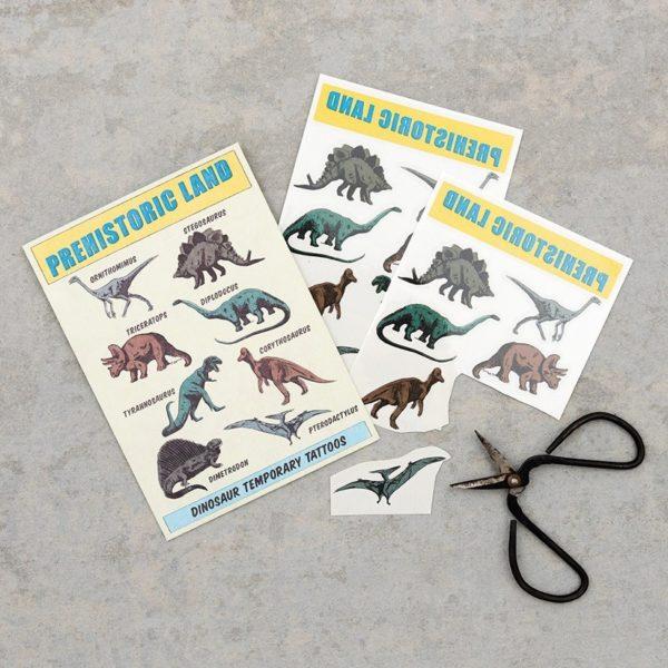 Детски татуировки динозаври Rex London - 2 листа 28047 2 (1)
