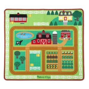 Детско килимче за игра животните във фермата Melissa & Doug 19425 1