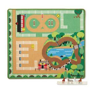 Детско-килимче-за-игра-ранчо-с-кончета-Melissa-Doug-19409-1