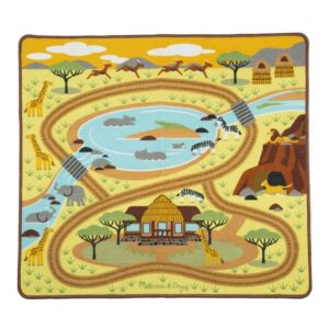 Детско килимче за игра сафари животни Melissa & Doug 19428 1