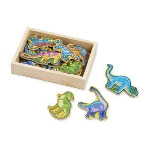 Дървени магнити динозаври Melissa & Doug 10476 1