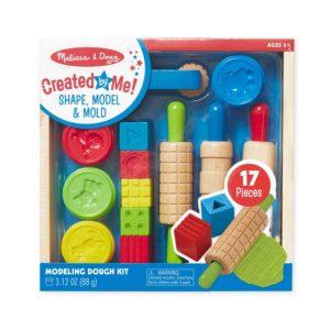 Дървен комплект за моделиране с пластилин Melissa & Doug 10165 1