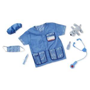 Карнавален костюм за деца ветеринар Melissa & Doug 14850 1