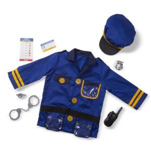 Карнавален костюм за деца полицай Melissa & Doug 14835 1