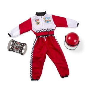 Карнавален костюм за деца състезателен пилот Melissa & Doug 18562 1