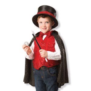 Карнавален костюм за деца фокусник Melissa & Doug 18508 1