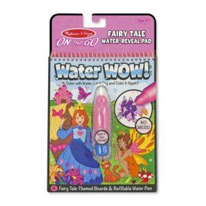 Книжка за оцветяване с вода приказни герои Melissa & Doug 19415 1