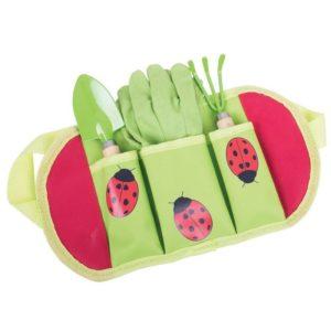 Колан с детски градински инструменти Bigjigs BJ278 1