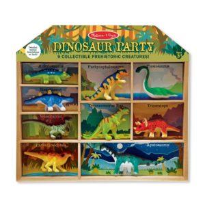Комплект играчки динозаври Melissa & Doug 12666 1