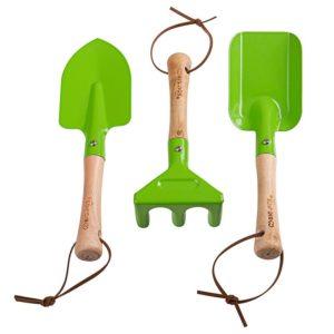 Комплект метални градински инструменти за деца Bigjigs BJ170 1