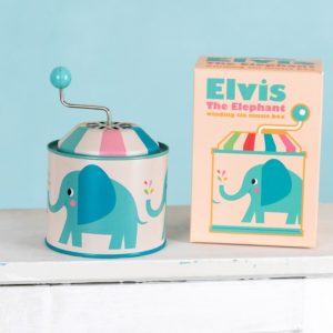 Музикална латерна слончето Елвис 28197 1