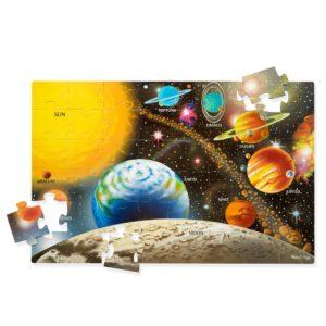 0413- Solar System Floor Puzzle Amazon AMZ Carousel