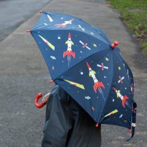 Чадър за деца за дъжд космос Rex London 28491 1