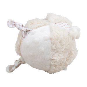 Бебешка мека топка с активности Сънено кученце Bigjigs BB613 1