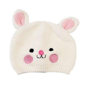Бебешка шапка Зайчето Бони Rex London 28403 (1)