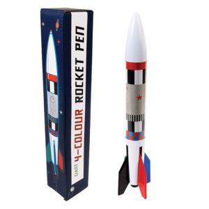 Гигантска химикалка с 4 цвята Космос Rex London 28560 (1)