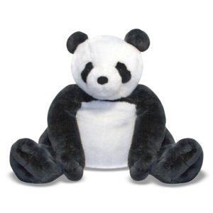 Голяма плюшена играчка Панда Melissa & Doug 13990 (1)