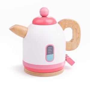 Детска дървена кана розова Bigjigs BJ426 (1)