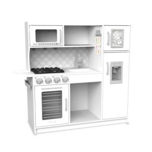 Детска дървена кухня Кухнята на главния готвач Облак Melissa & Doug 14338 (1)