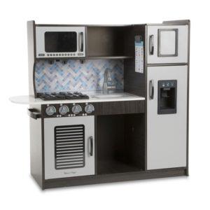 Детска дървена кухня Кухнята на главния готвач Melissa & Doug 14010 (1)