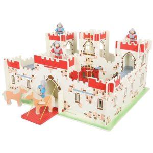 Детска играчка Замъкът на крал Артур BigJigs JT113 (1)
