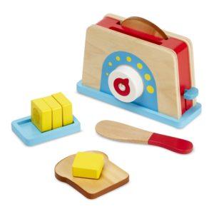Детска играчка Комплект тостер за хранене Melissa & Doug 19344 (1)