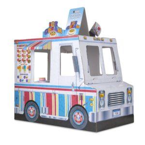 Детска играчка Магазин Камионче за храна 2 в 1 Melissa & Doug (1)