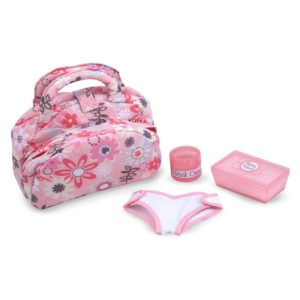 Детска играчка комплект за смяна на пелена в чантичка Melissa & Doug 14889 (1)