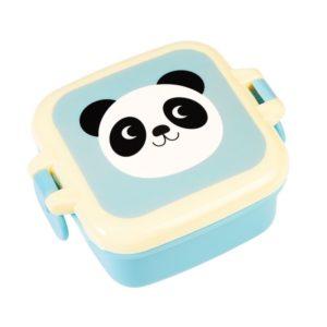 Детска кутия за храна Пандата Мико малка Rex London 27873 (1)