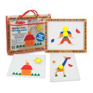 Детска магнитна дъска Направи фигурки с магнити Melissa & Doug 13590 1 (1)