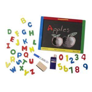 Детска магнитна дъска за рисуване 2 в 1 Melissa and Doug 10145 (1)