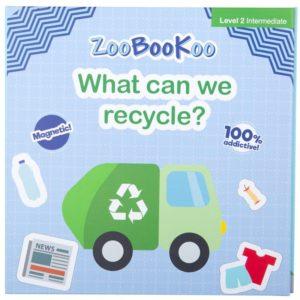 Детска магнитна книжка Уча се да рециклирам BigJigs ZCC7010 (1)