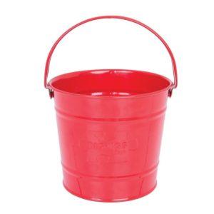 Детска метална кофа Червена BigJigs BJ296 (1)
