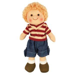 Детска плюшена кукла Хари BigJigs BJD009 1