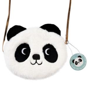 Детска плюшена чантичка Пандата Мико Rex London 28429 (1)