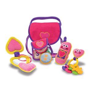 Детска плюшена чантичка с аксесоари Melissa & Doug 13049 (1)