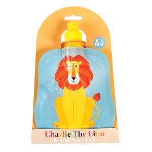 Детска сгъваема бутилка Лъвът Чарли Rex London 27788 (1)