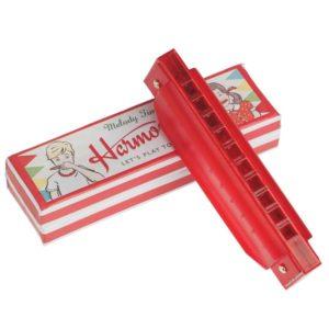 Детска хармоника Червена Rex London 21915 (1)