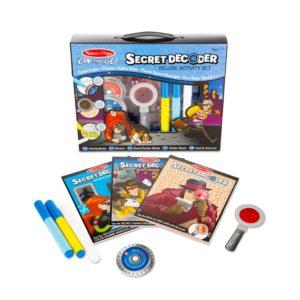 Детски детективски комплект Таен декодер Melissa & Doug 15238 (1)