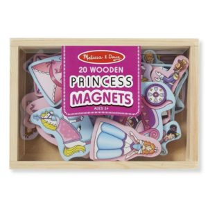Детски дървени магнити Принцеси Melissa & Doug 19278 (1)