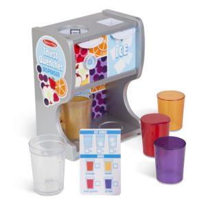 Детски дървен диспенсър за напитки Утолител на жажда Melissa & Doug 19300 (1)
