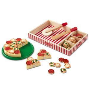 Детски дървен комплект Направи пица Melissa & Doug 10167 (1)