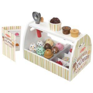 Детски дървен магазин за сладолед Melissa & Doug 19286 (1)