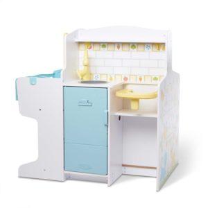 Детски дървен център за грижа за куклите 3 в 1 Melissa & Doug 41701 (1)