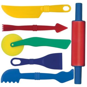 Детски инструменти Комплект за моделиране Bigjigs GW18515 1
