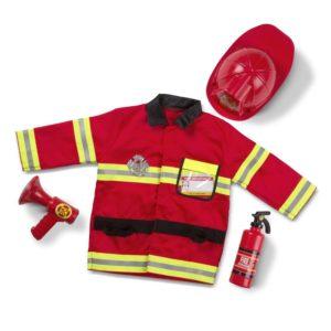 Детски карнавален костюм Пожарникар Melissa & Doug 14834 (1)